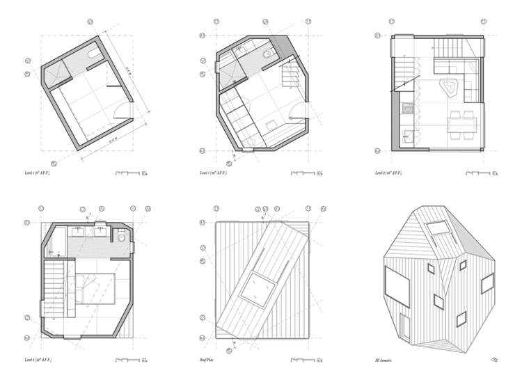HEPTAGON HOUSE — Steven Christensen Architecture