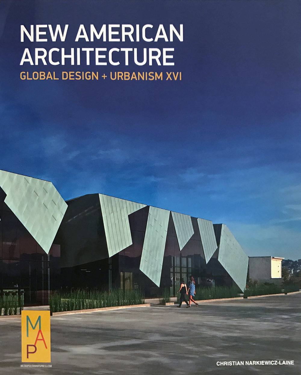 We Just Got Our Hands On A Copy Of New American Architecture By  Metropolitan Arts Press. Weu0027re Excited They Chose Liepāja Thermal Bath And  Bandersnatch To ...