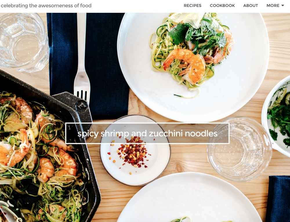 all photography and design belongs to i am a food blog