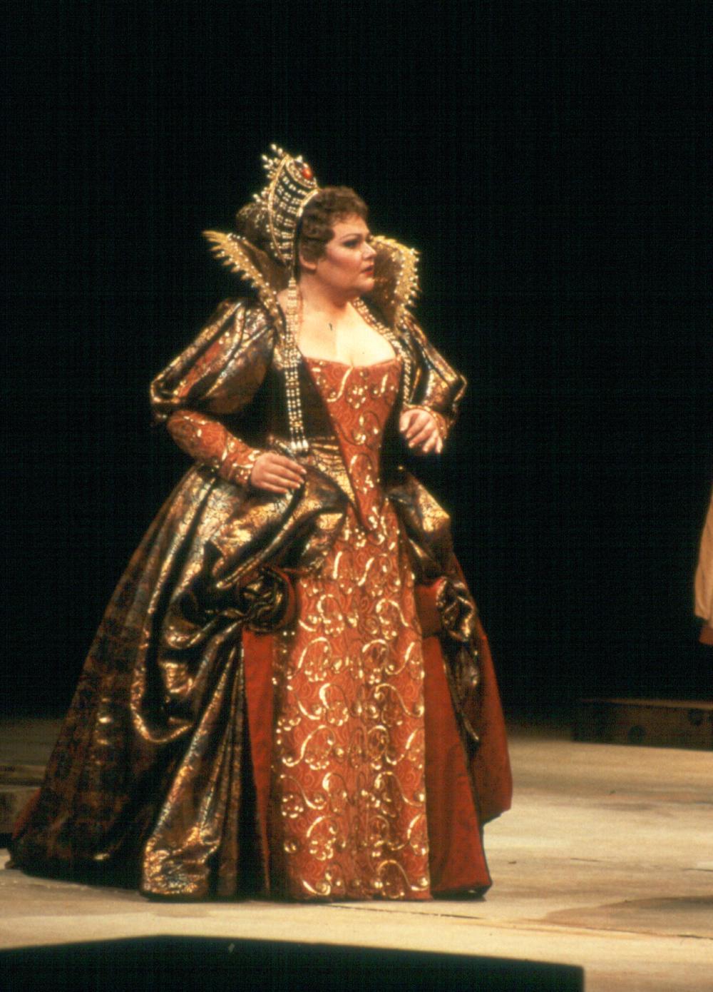 Giulio Cesare, Metropolitan Opera