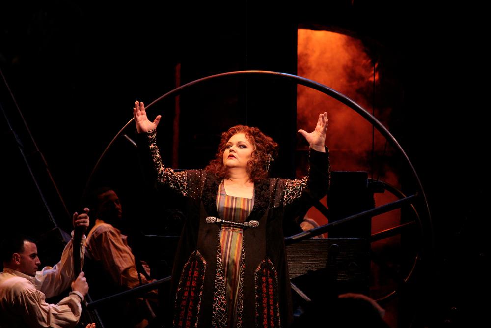 Un Ballo in Maschera, Metropolitan Opera