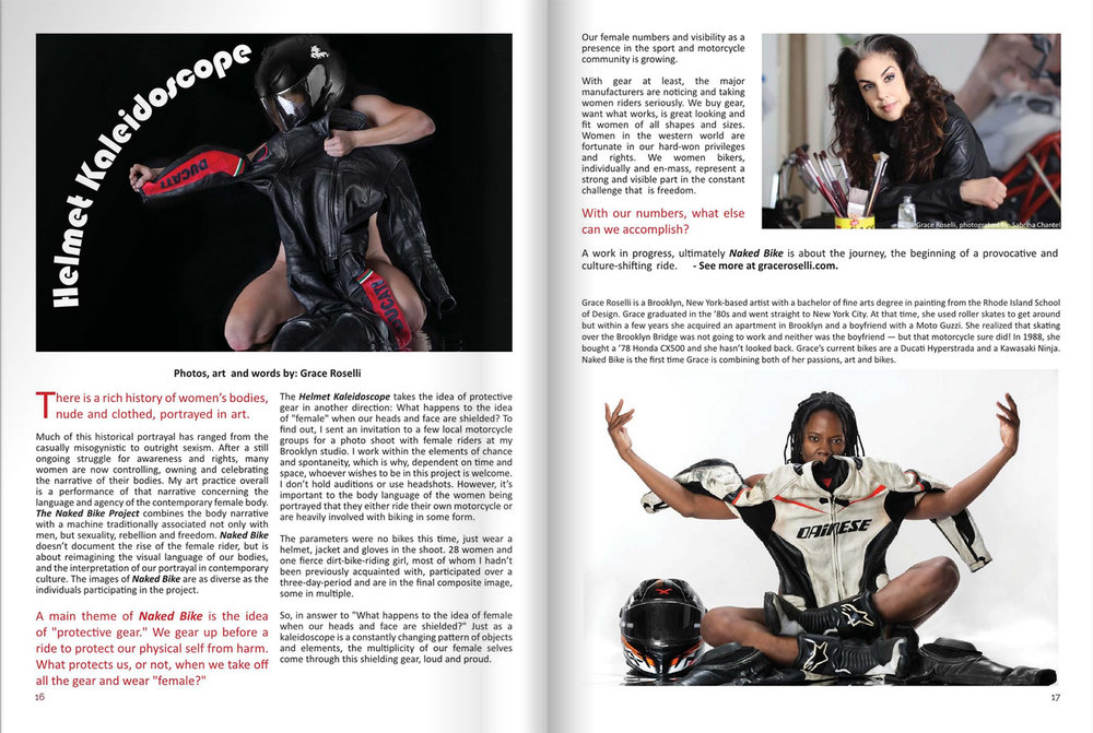 Modern Moto Magazine (Issue 2, 05/2017)