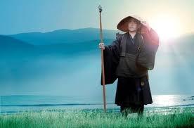 """Photo from the movie """"Zen,"""" about Zen Master Eihei Dogen's life."""