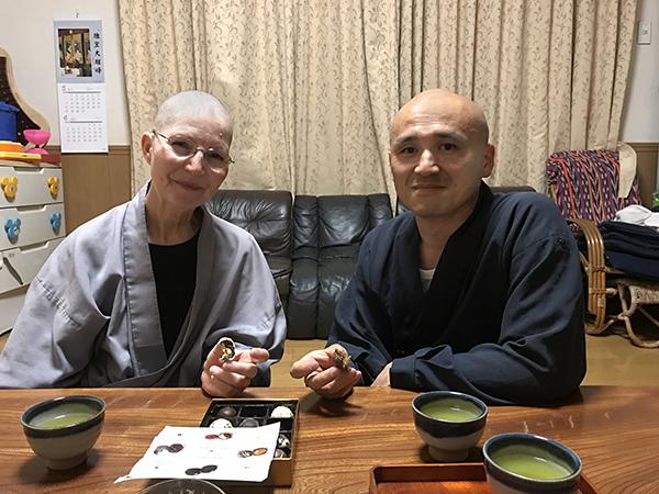 Konin Cardenas and Shungo Suzuki