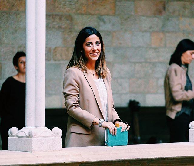 Visita al Palau de la Generalitat amb en MHP @carlespuigdemont 💥  #igersalpalau Gràcies @rocfernandez