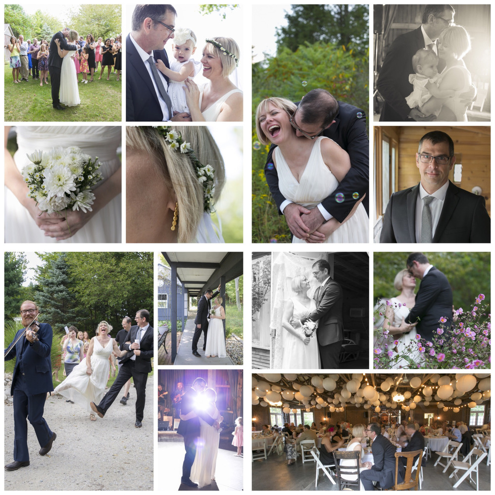 Ania and Matt got married on Sept 4, 2015 at Millcreek Barn in South West Michigan with musical entertainment Gussied.  #destinationwedding #millcreekbarn #labordayweekend2015 #michiganweddings #truelove #weddingphotography   ©ClareBrittPhoto