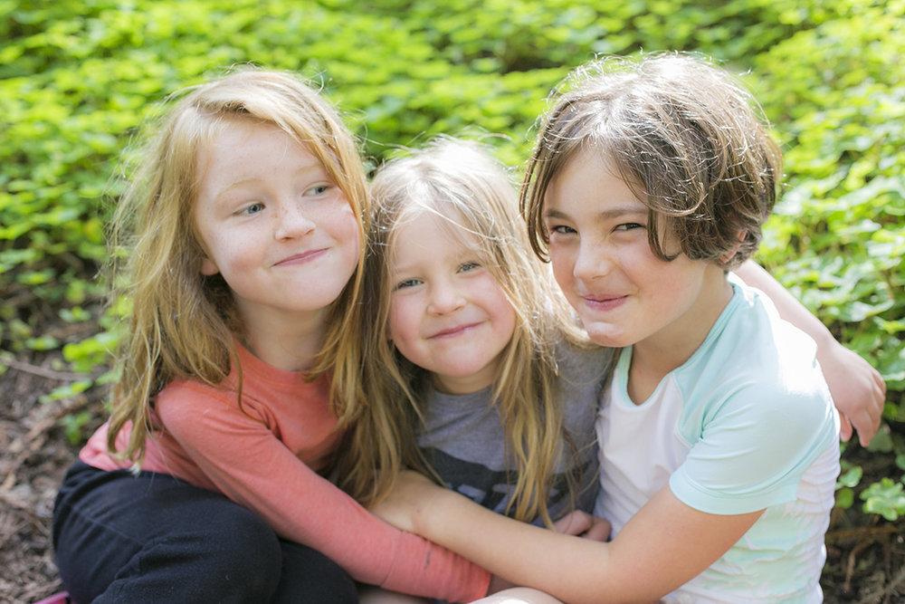 Clare Britt Family Portrait