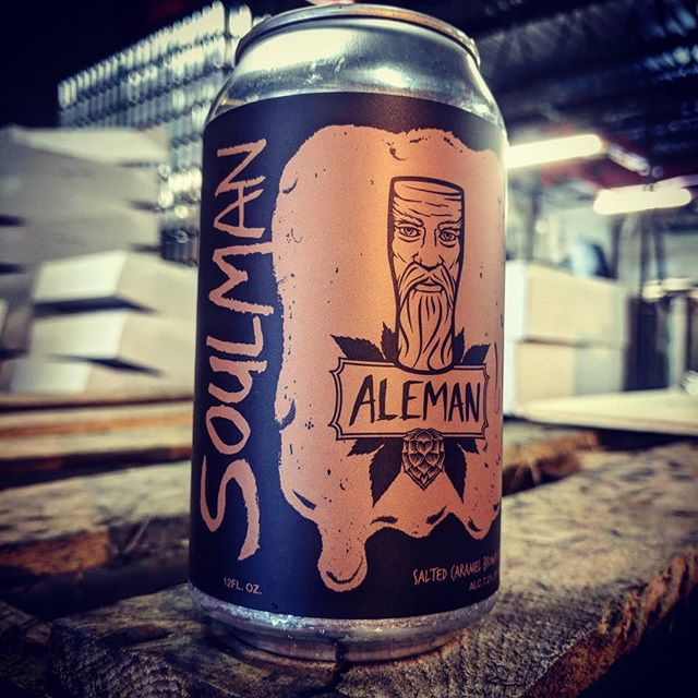 Look out for those #soulmancans coming soon to a retailer near you. #getonup