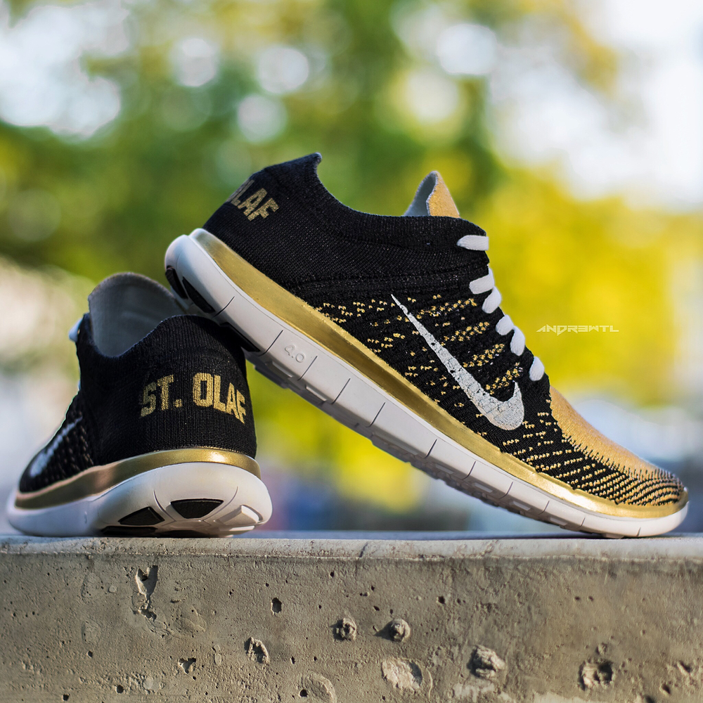 St. Olaf College Free 4.0 Flyknit