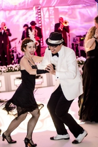 Gatsby Swing Dancers