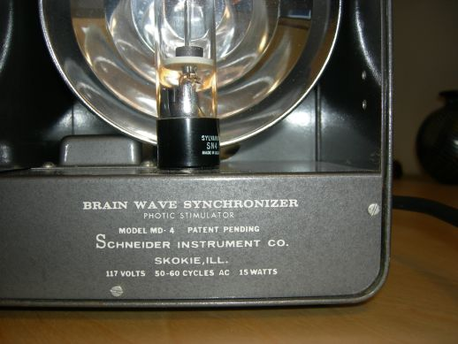The Journal of the American Medical Association published an article for the first time on the Brain Wave Synchronizer in March, 1959.