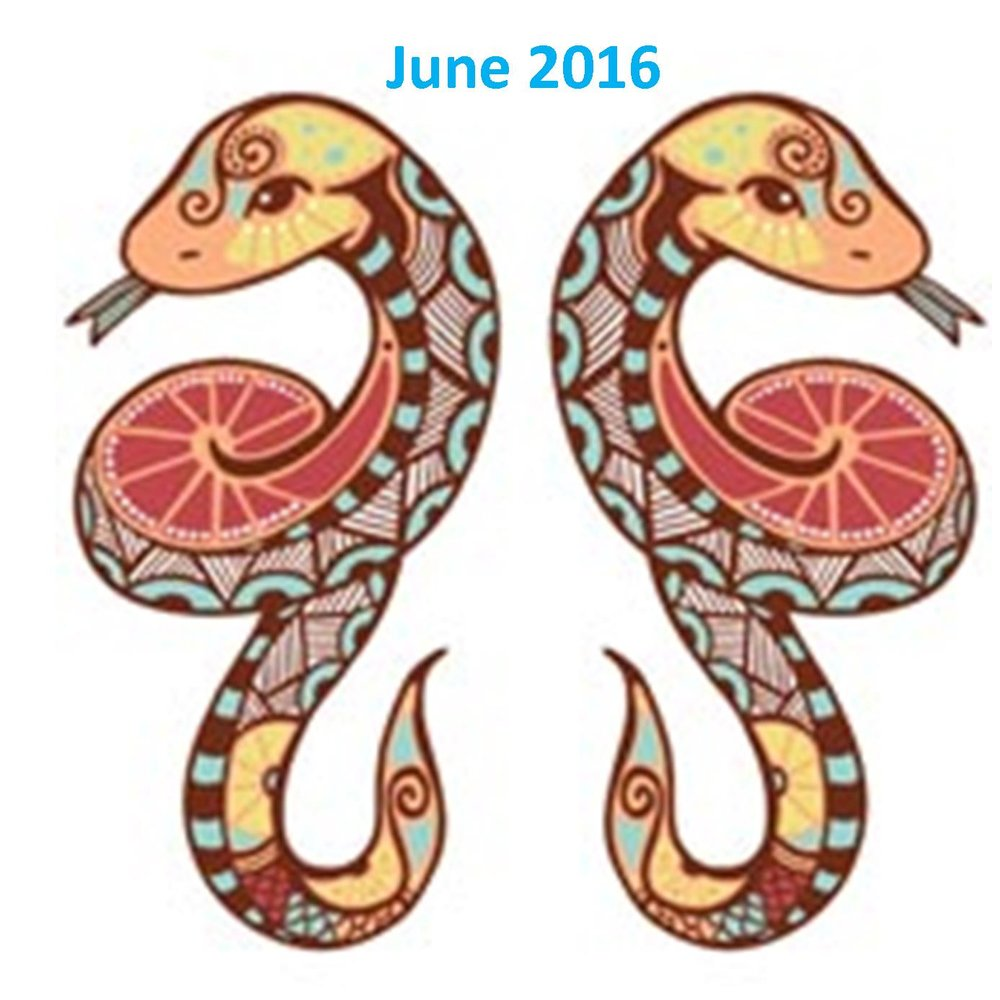 June 2016 Energetic Forecast