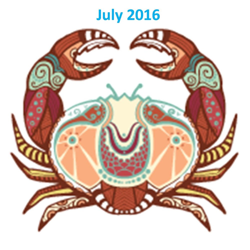 July 2016 Energetic Forecast