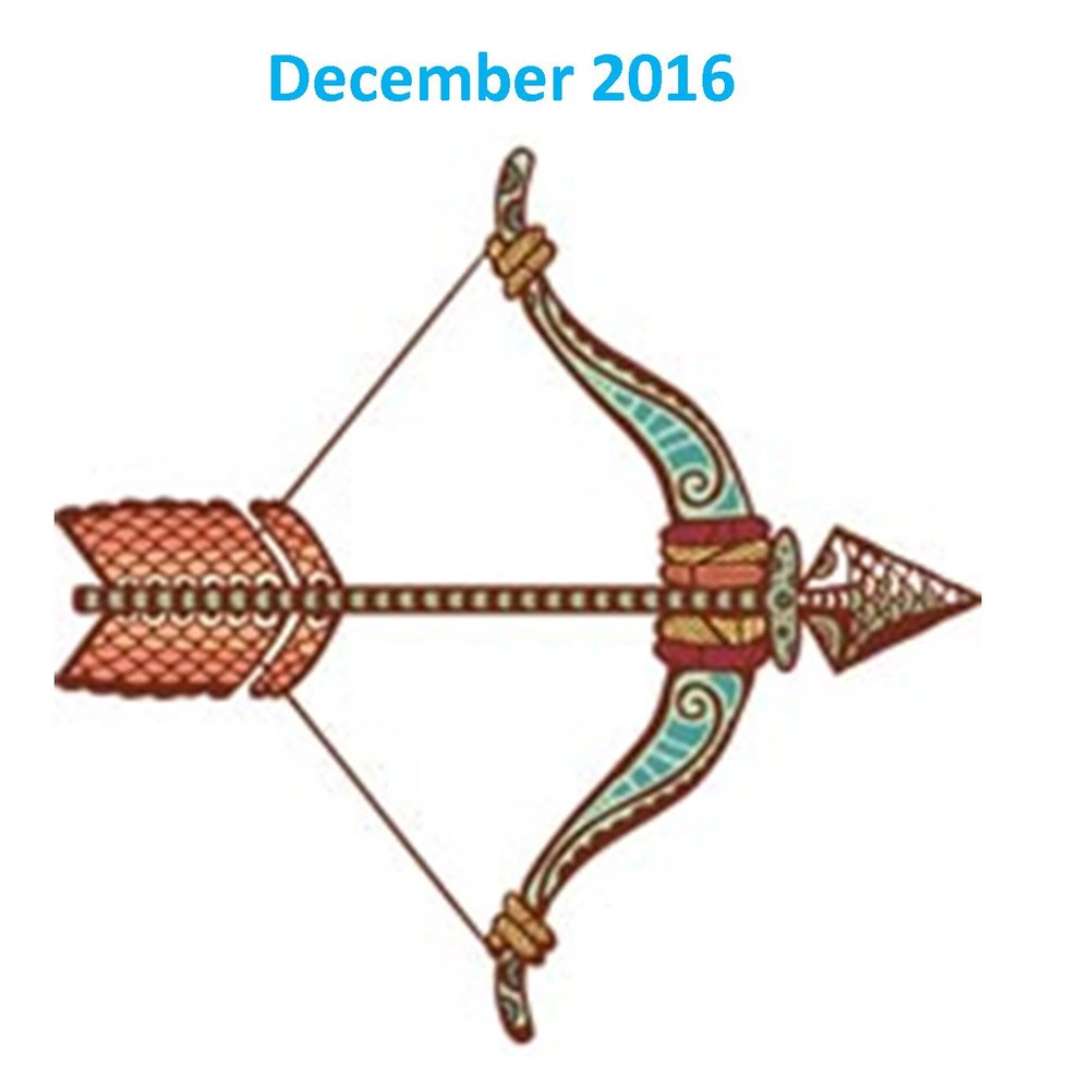 December 2016 Energetic Forecast