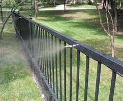 Mosquito Misting System The Woodlands, Texas