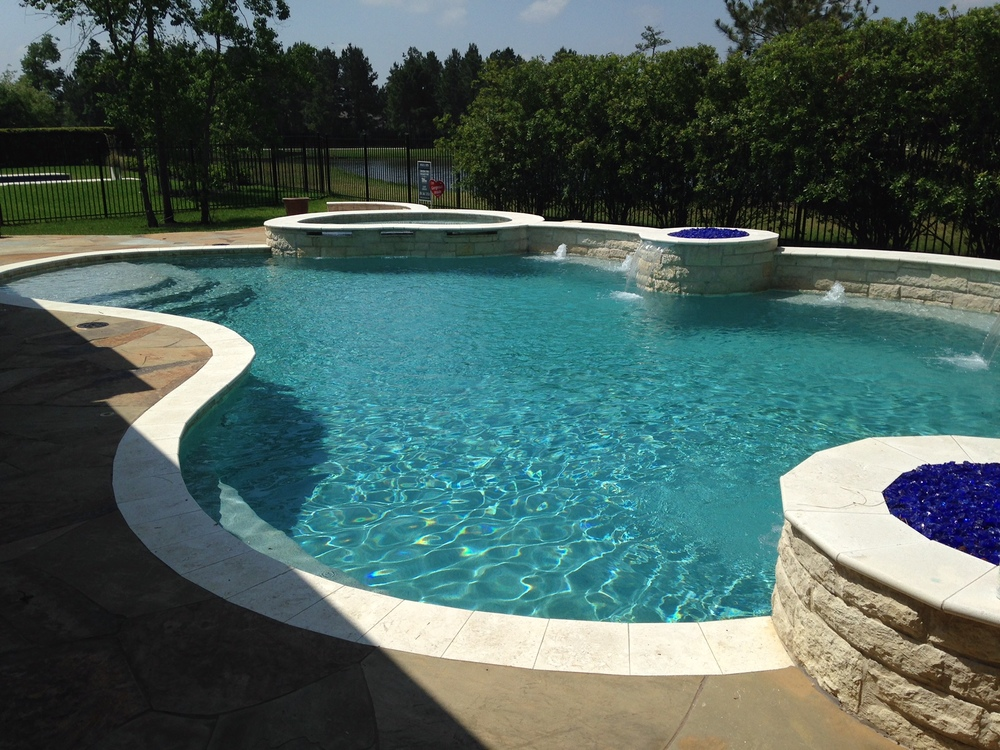 Pool Client Photo The Woodlands