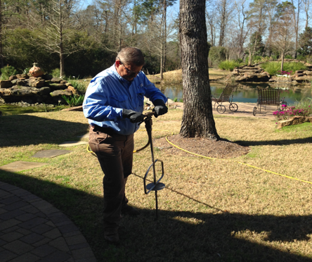 The Woodlands Landscaping Manager