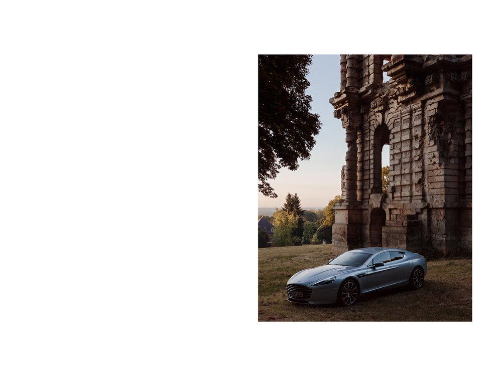Aston Martin Rapide S AD France N143