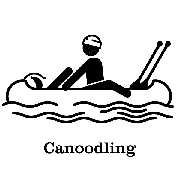 Canoodling
