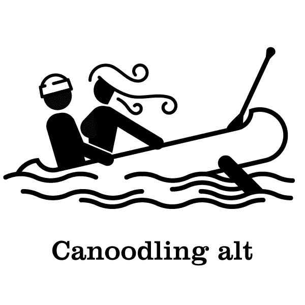 Canoodling Alt