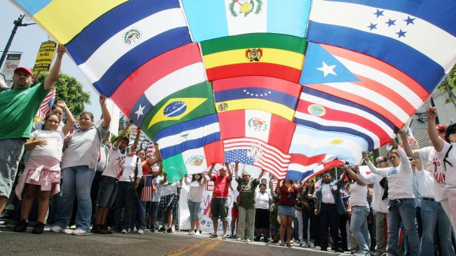 Diversity among Latinos in the US -