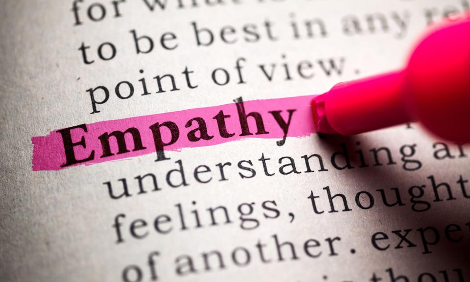Empathy toward the Outgroup -