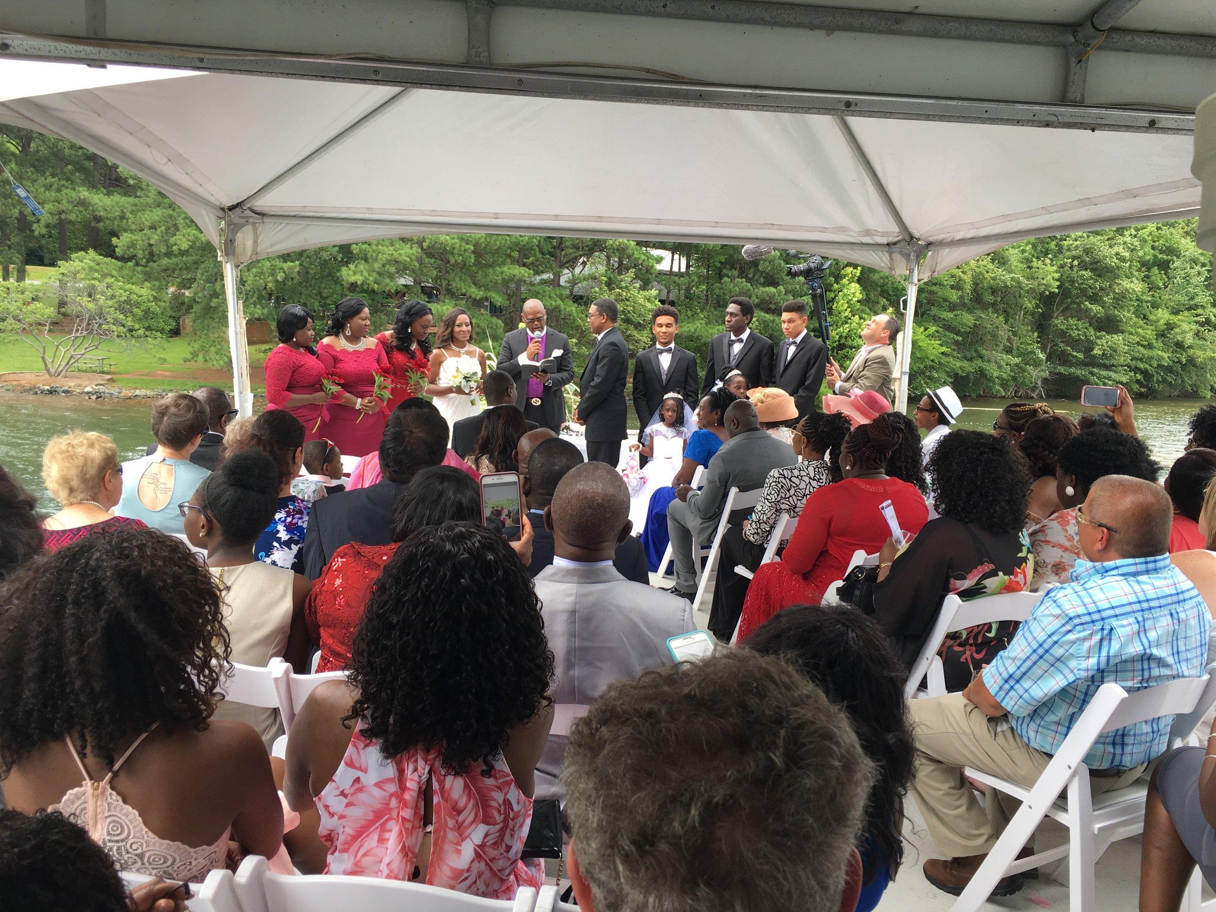 Reich Wedding, June 24th 2017