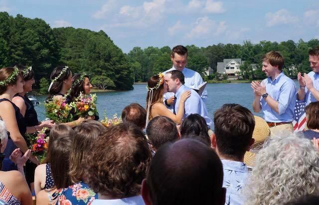 Mr. & Mrs. Shirley, June 10th, 2017