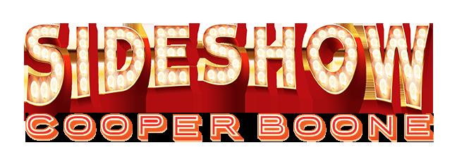 COOPER BOONE Sideshow logo
