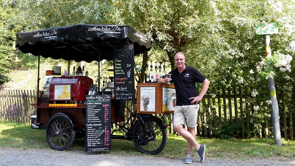 coffee bike wetzlar street food festival. Black Bedroom Furniture Sets. Home Design Ideas