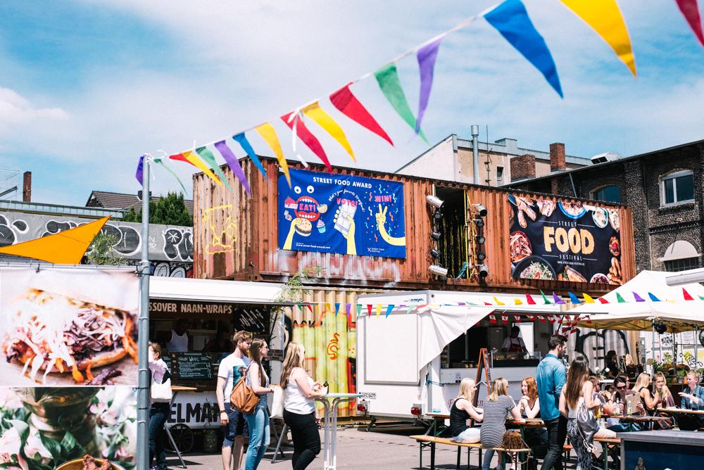 Street Food Festival Köln Helios