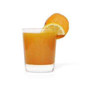 Sip N Glo Fall Festival Juice