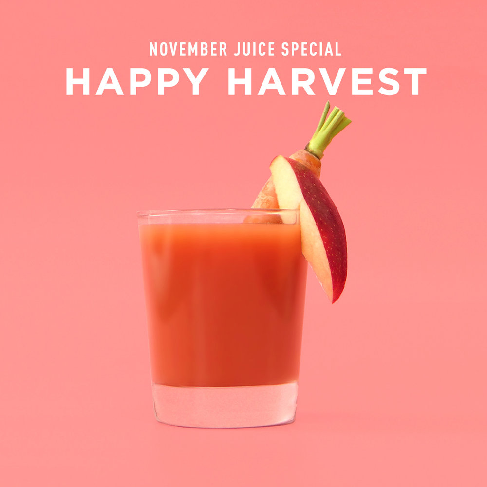 Sip-N-Glo Happy Harvest Juice