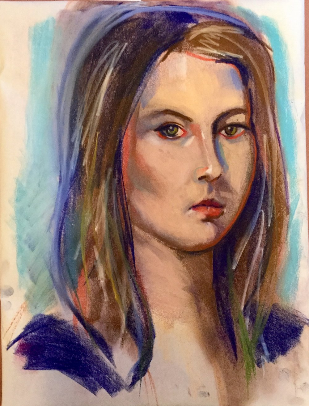 Portrait Classes - Saturdays 11am - 1pm at the Dennis Studio. Please call to reserve a spot as space is limited. $25 class fee.  508-364-7949