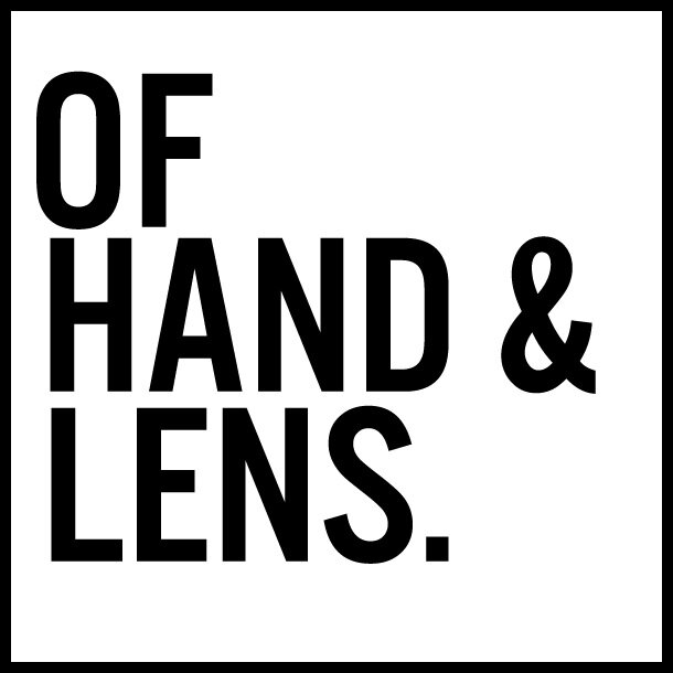 Of Hand And Lens by Jasmine Poulton