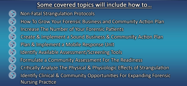 October 2 3 2018 Excellence In Forensic Practice Conference Leveraging The Role Of The Forensic Nurse Examiner Indiana Ena