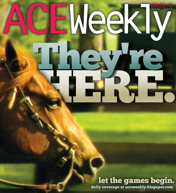 World Equestrian Games | Ace Weekly