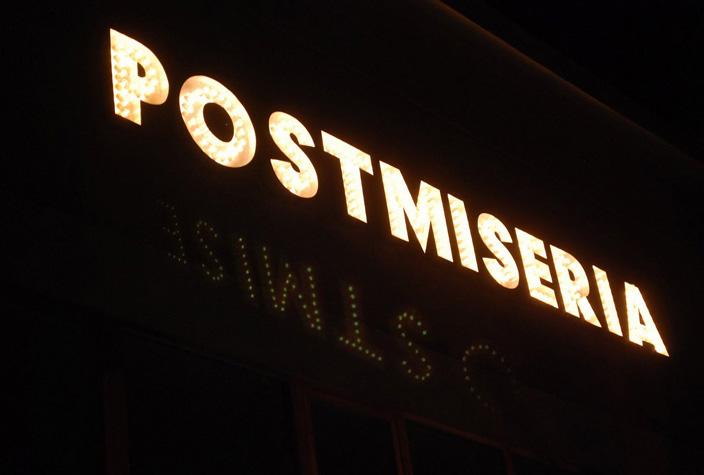 Postmiseria