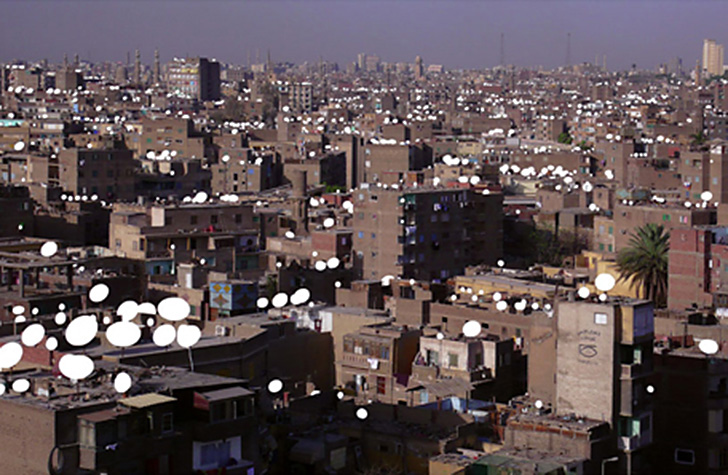 Ibn Tulum, Cairo
