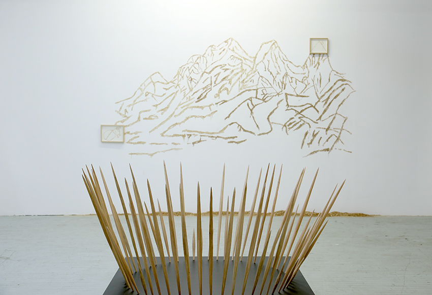 Sisifa and Catching Dream, Installation View