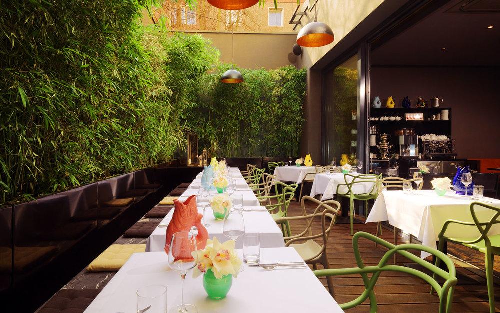MANI Restaurant Torstraße 136, 10119 Berlin