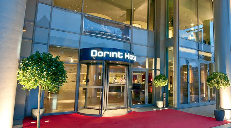 Dorint am Heumarkt Pipinstraße 1, 50667 Köln