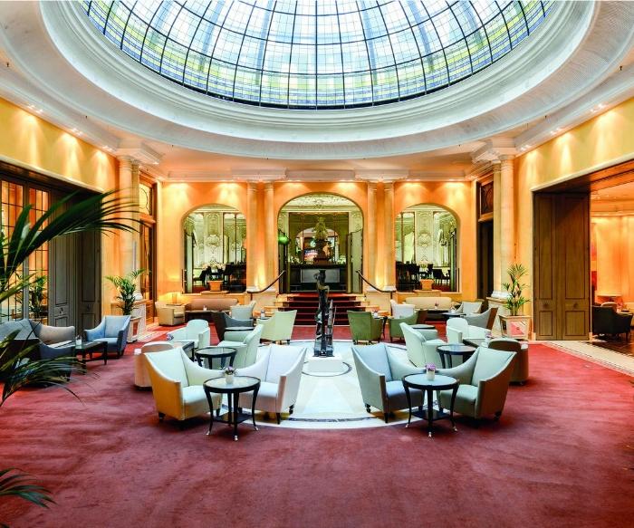 Hotel Bayerischer Hof  Promenadeplatz 2-6  D-80333 München