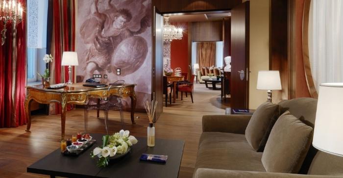 Hotel Vier Jahreszeiten Kempinski Maximilianstraße 17, 80539 München