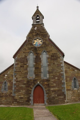 Ballyferriter Church, Co Kerry Ireland