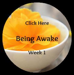 MBSR Week 1 Resources