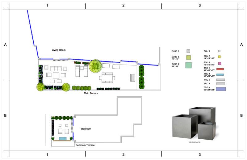 Nilsen Landscape Roof Design