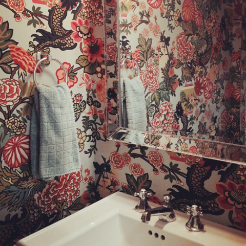 Wallpaper Subtle And Wild Pinney Designs Inc