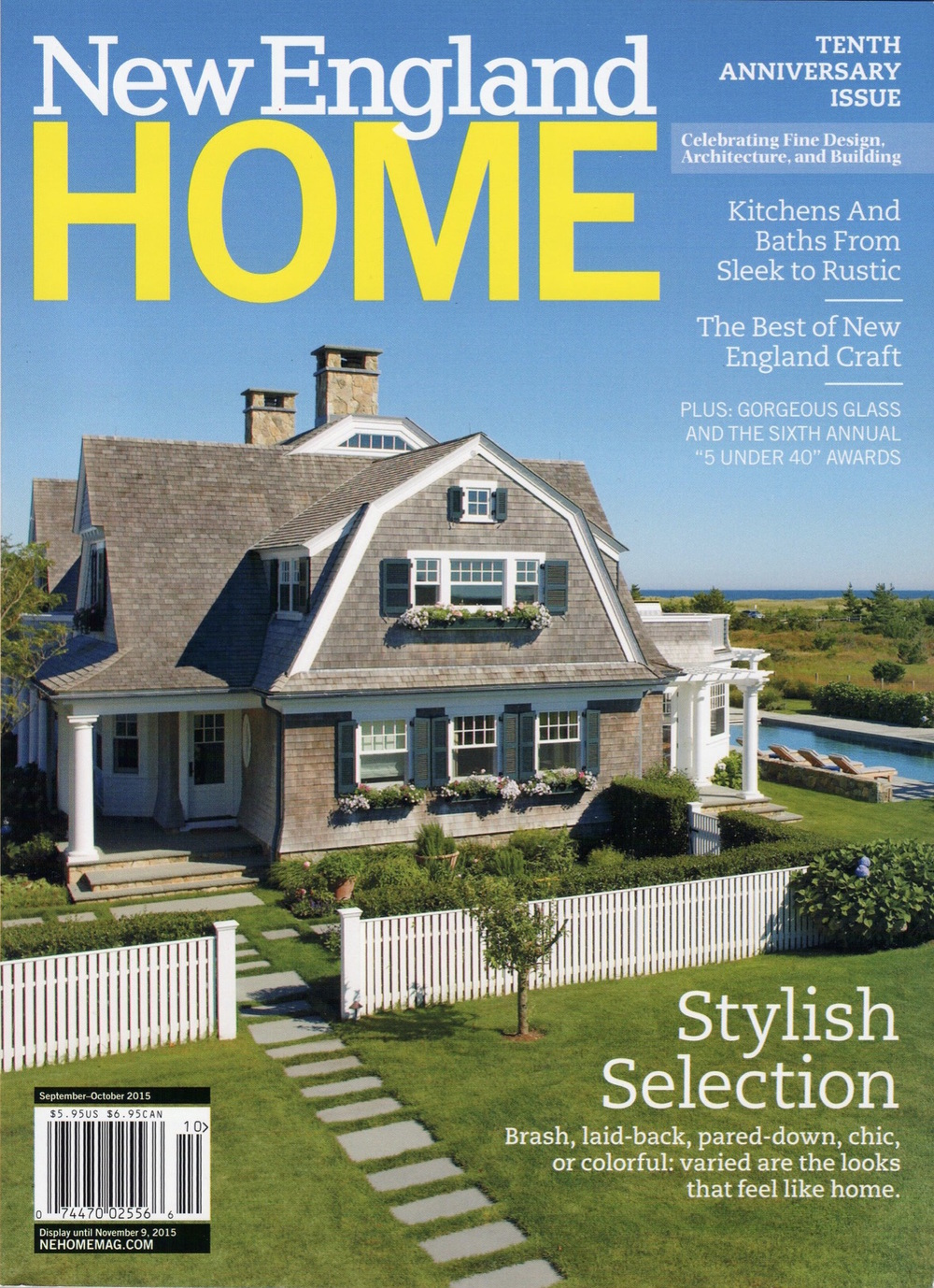New England Home Kitchen Feature Cover .jpg