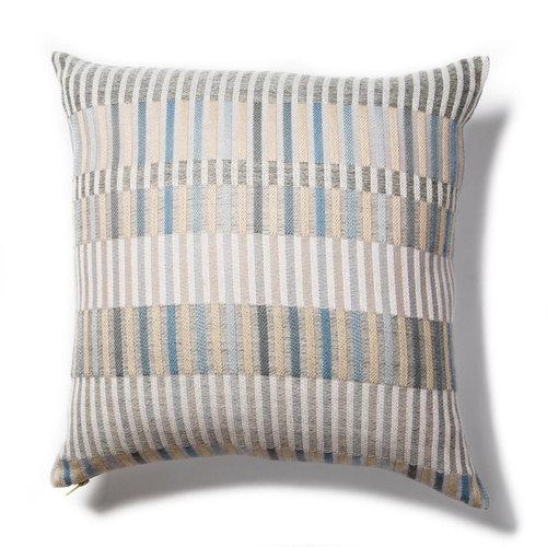 Off Stripe Woven Pillow